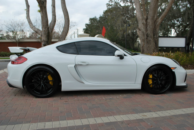 2016 Porsche Cayman GT4 at TTH Motor Group in Winter Garden FL