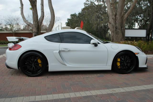 Porsche Cayman GT4 - 2016 Porsche Cayman GT4 - 2016 Porsche GT4