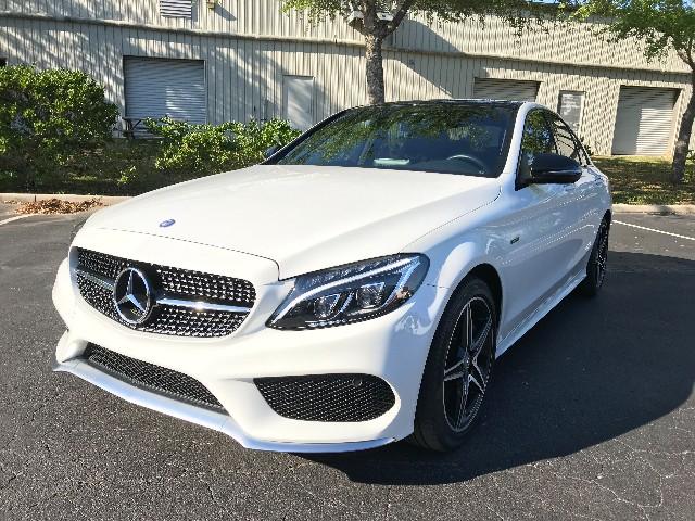 Mercedes-Benz C450 C450W4 AMG - 2016 Mercedes-Benz C450 C450W4 AMG - 2016 Mercedes-Benz C450W4 AMG
