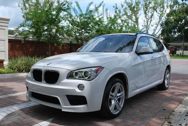 BMW X1 M Sport - 2015 BMW X1 M Sport - 2015 BMW M Sport