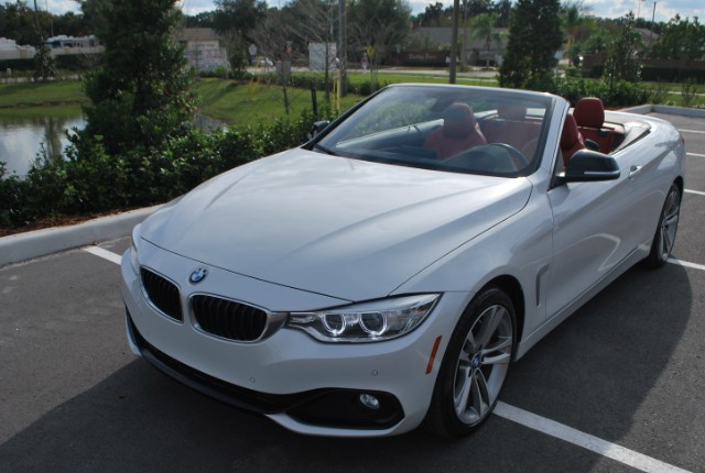 2015 BMW 435i Convertible at TTH Motor Group in Winter Garden FL