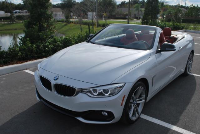 BMW 435i Convertible - 2015 BMW 435i Convertible - 2015 BMW Convertible