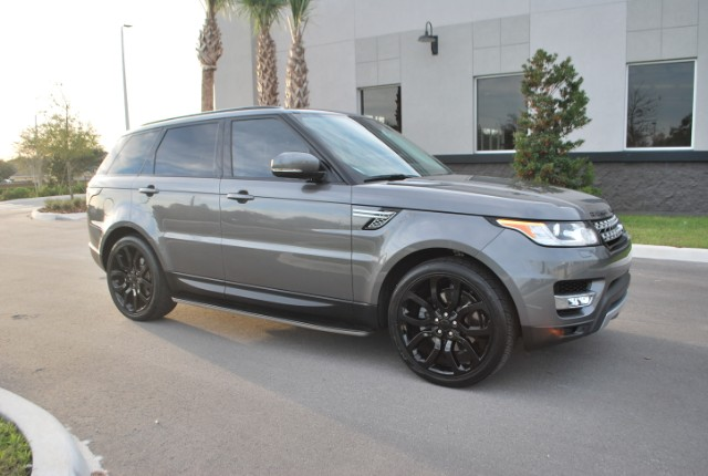 2014 Land Rover Range Rover Sport Supercharged photo