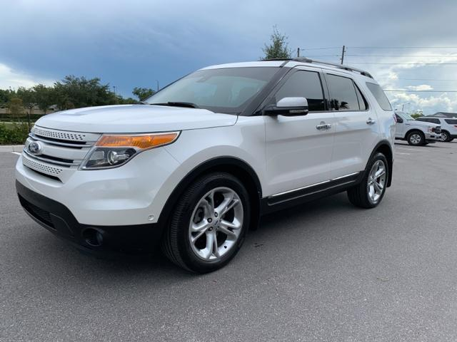 Ford Explorer Limited - 2013 Ford Explorer Limited - 2013 Ford Limited