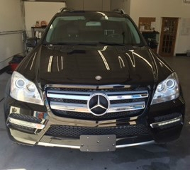 2012 Mercedes-Benz GL450   at Unique Auto Mart Inc in Baltimore MD